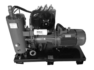Compressor for Electric Locomotive