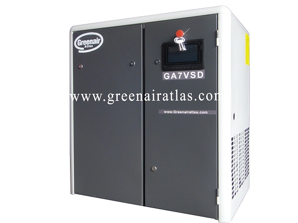 Variable Frequency Screw Compressor GA7VSD